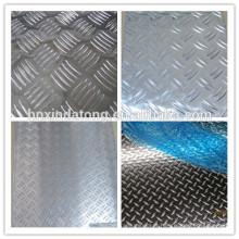 placa de piso de alumínio 5052 H14 H18