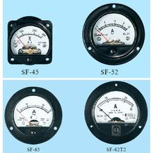 Round Panel Meter (SF-52, SF-65, SF-62T2)