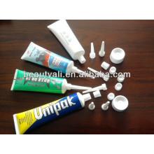 Produtos industriais Embalagem Tubos flexíveis flexíveis (tubos de plástico)
