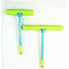 2 head size of silicone water blade squeegee for car