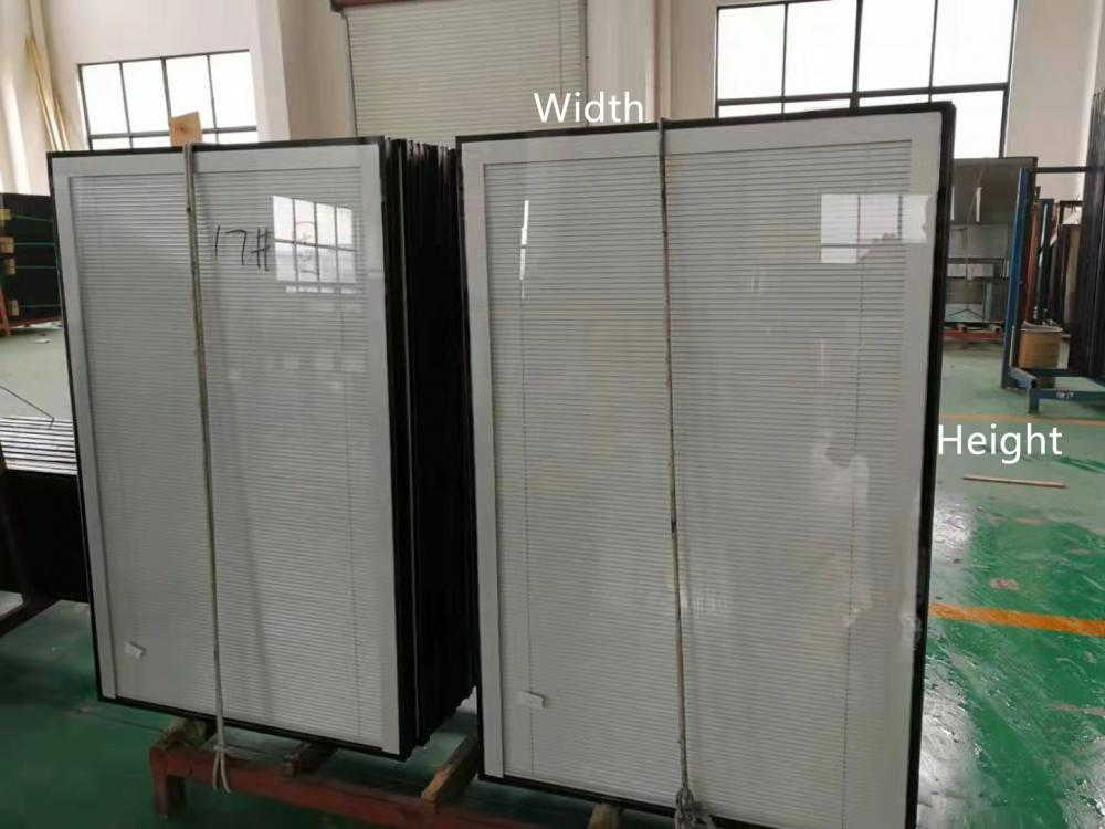 Blinds Insulated Glass 4