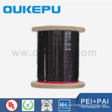 High qualityDegree 180HC UL standard enamelled copper flat wire for dry transformer