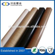 Tissu en fibre de verre revêtu de PTFE non adhésif