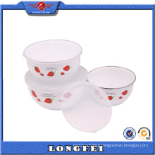 Clean and Health Chinese Whosales Salad Bowl Set