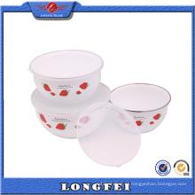 Limpo e Saúde Chinês Whosales salada Bowl Set