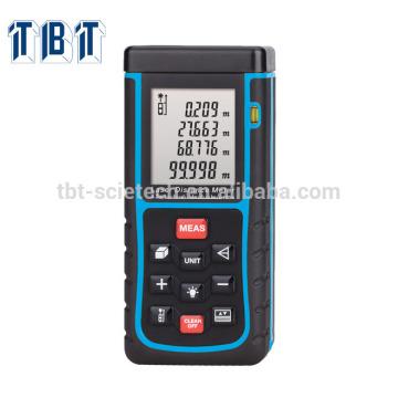 Medidor portátil da distância do laser da elevada precisão 60Meter