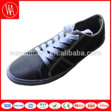 Высококачественная повседневная парусиновая обувь на вулканизированной резиновой подошве