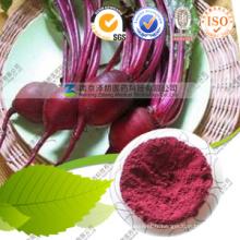 Pigments alimentaires naturels et extraits de betteraves santé