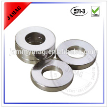 N52 round shape neodymium magnet with hole