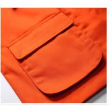 Algodón del poliester de la tela cruzada de la ropa de trabajo