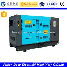 24kw generator with Cummins engine 60hz silent type