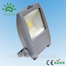 Shenzhen 85-265v 12v / 24v al aire libre ip66 cubierta helada deco hermoso 30w 50w proyector llevó 50w al aire libre