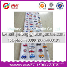 factory wholesale cotton fabric with disperse printing