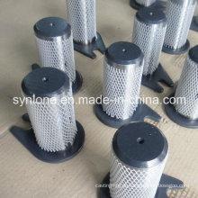 Kundengebundene Präzision, die Stahlzusammenbauteile maschinell bearbeitet