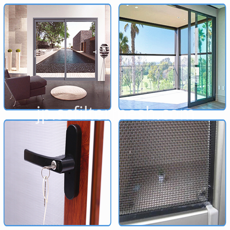 Aluminium Window Screen