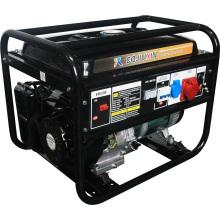 2500W 2.5kw бензиновый генератор с пуском ключа или стартом возврата