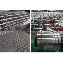 Aluminium-Prüfblech