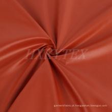 Tecido de tafetá de poliéster de alta qualidade de 310t para casaco