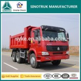 Philippine Market Special Design 371hp 30ton HOWO Dump Truck For Sale