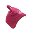 Lovely kitty customized knitted hat