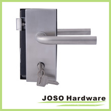 Glass to Wall Locksets for Interior Tempered Glass Doors