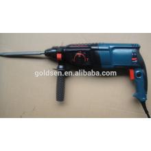 Broyeur rotatif à marteau rotatif électrique 26mm 800w Perceuse mécanique à ciseaux