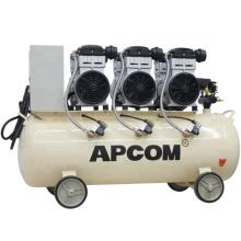 Silencioso compresor de aire portable air compressor tire inflator for cars Aircompressortypes