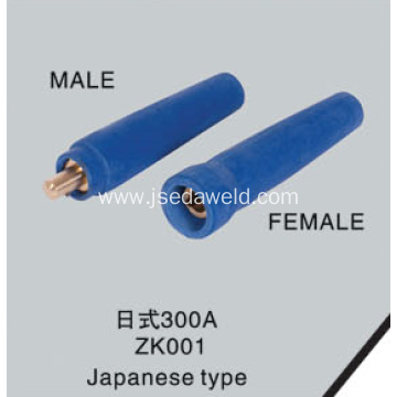 Cable Jointer Plug and Receptacle Japanese Type 300A