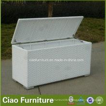 Factory Wholesale Outdoor Furniture Rattan / Wicker Cushion Box