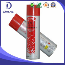 GUERQI 655 fabric double sided adhesive aerosol can be used in light color clothing
