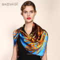2016 новый дизайн шелковый шарф