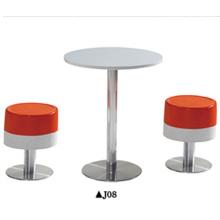 Mesa de bar de venta caliente y muebles de exterior / taburete de bar