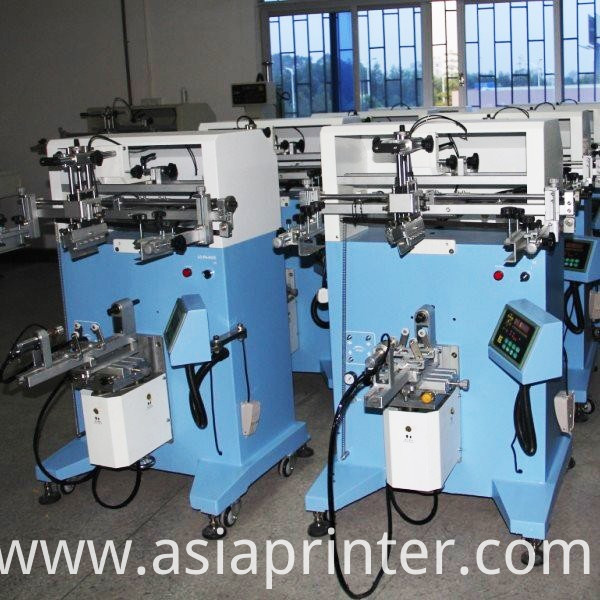Plane and Round Printing Machine