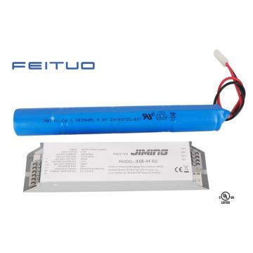 Ensemble de lumières LED batterie d'urgence, Ballast d'urgence, d'urgence