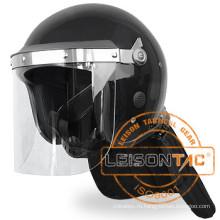 Шлем принимает структурно расширения PC/ABS материал с сильной вибрации доказательство и высокая способность против воздействия