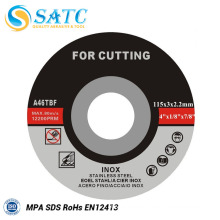 cutting disc for Southeast Asia market for cutting alloy steel