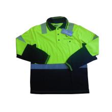 Vêtements de travail de sécurité de haute qualité avec bande réfléchissante