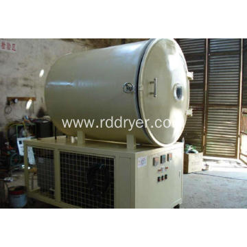 industrial dried fruit microwave vacuum drying machine