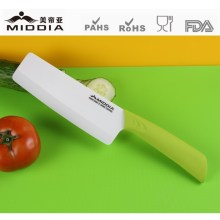6 Inch Ceramic Kitchen Cleaver Knife for Chef
