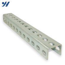 Cold Bending Steel Structure Hanging Channel Steel Bar Sizes