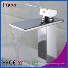 Fyeer Hot and Cold Water Bathroom Basin Faucet (Q3029)