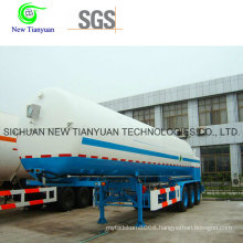 16m3 Full Volume Cryogenic Liquid Tank for Storage