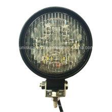 Luz nova do trabalho do trator do diodo emissor de luz 5inch 24V 30W redondo