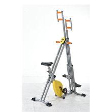 Vertikale Bergsteigemaschine