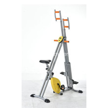 Good quality 100% for Climbing Machine With Chair Vertical Mountain Climbing Machine export to Finland Exporter