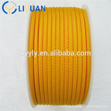 UHMWPE braided rope for mooring