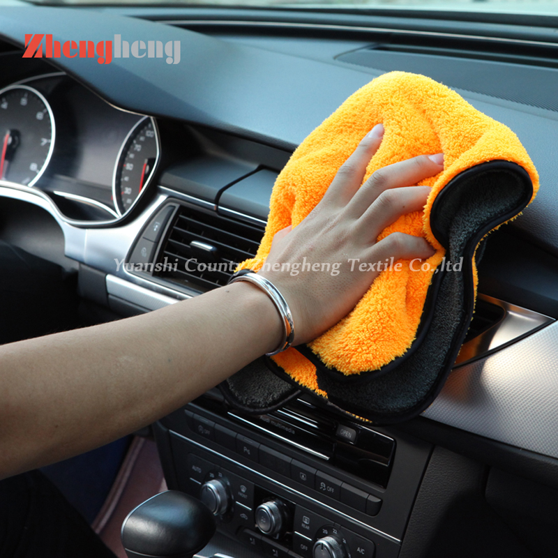 Car Cleaning Microfiber Towel (14)