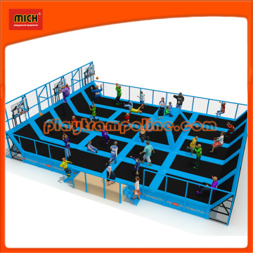 Air Kids Trampoline/Jumping Bed for Commercial Use