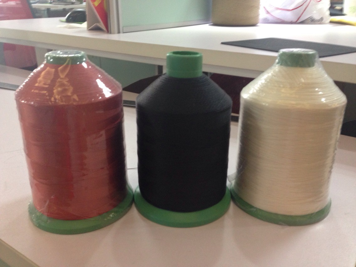 Nylon bonded Sewing Thread