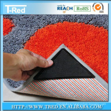 PU soft gel anti slip mat sticky pad for carpet